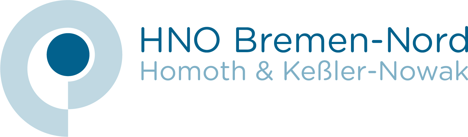 HNO Bremen-Nord – Homoth & Keßler-Nowak – Logo – Medeno Medical Check-Up – Bremen