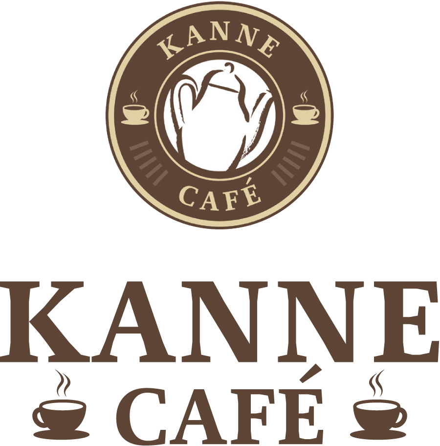 Kanne Café – Logo – Medeno Medical Check-Up – Bremen