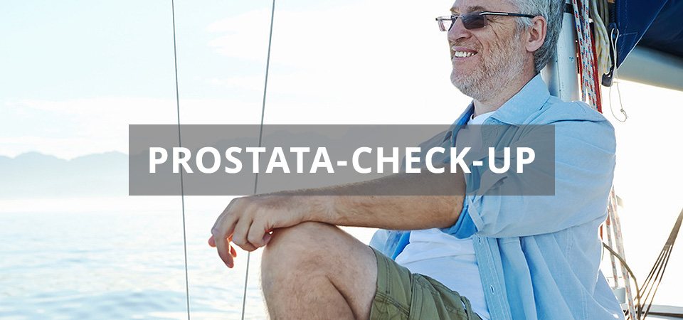 Prostata-Check-Up – Medeno Medical Check-Up – Bremen